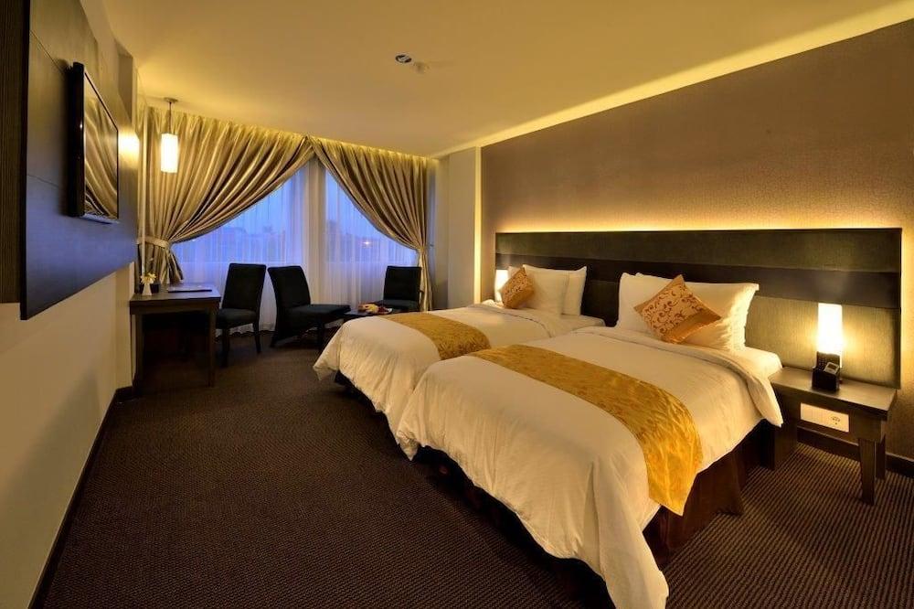 Deluxe-værelse med 2 enkeltsenge - Værelse