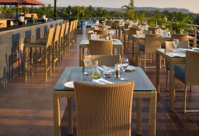 The Acacia Hotel & Spa Goa, Candolim, Αίθριο/βεράντα