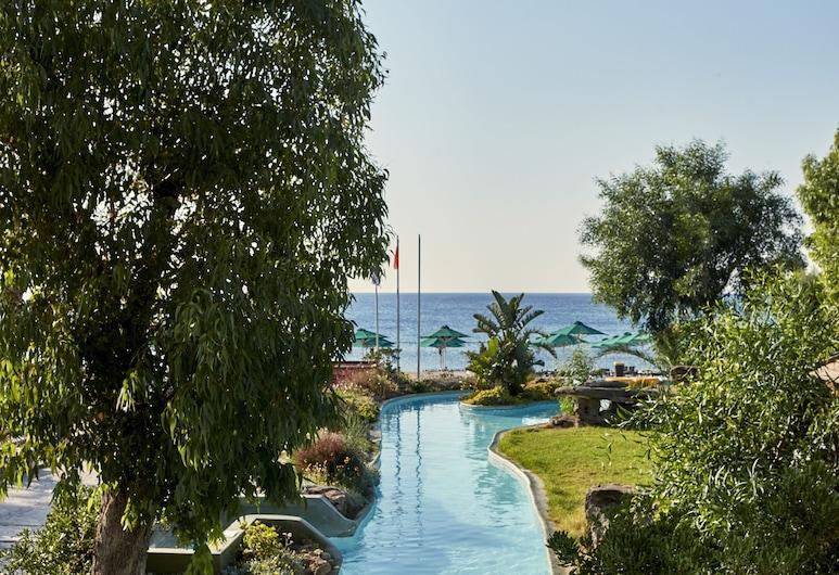 Esperos Palace Hotel, Rhodos, Udendørs pool