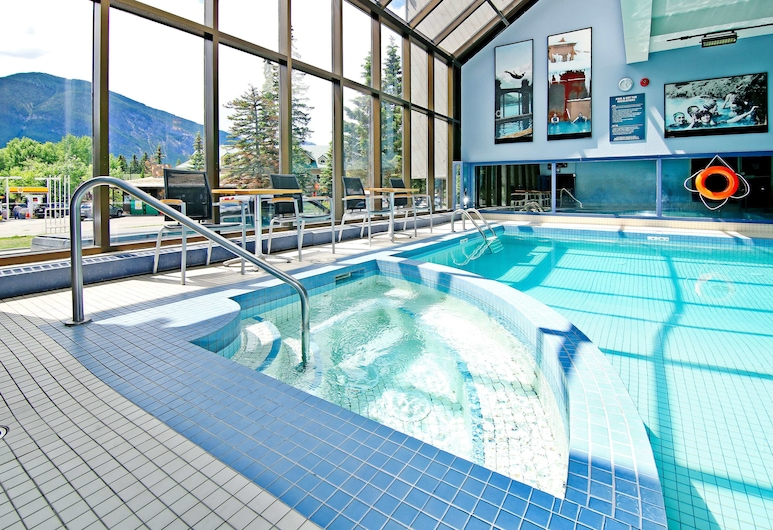 Best Western Plus Siding 29 Lodge, Banff, Indoor Pool