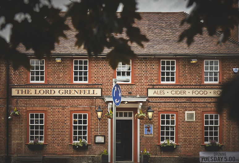 The Lord Grenfell, Maidenhead
