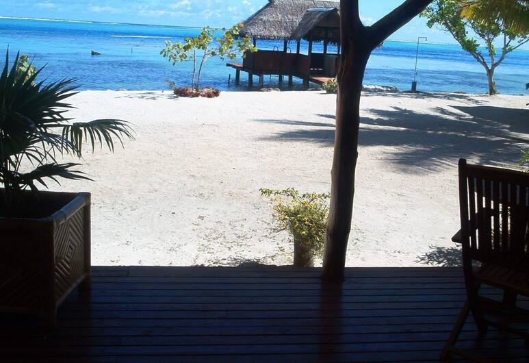 Pension Motu Iti, Moorea-Maiao, Property Grounds