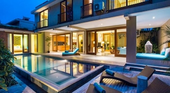A(z) Maca Villas & Spa Umalas hotel fényképe itt: Kerobokan