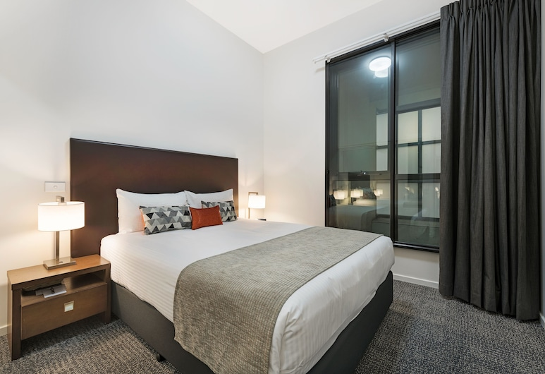 Quest on Bourke, Melbourne, Executive Two Bedroom Apartment, Room