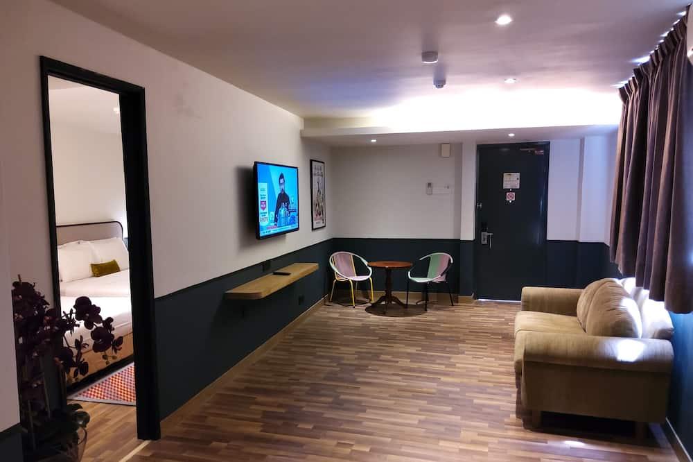 Signature Suite - Ruang Tamu