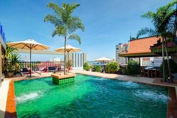 Foto di Queen Grand Boutique Hotel & Spa a Phnom Penh