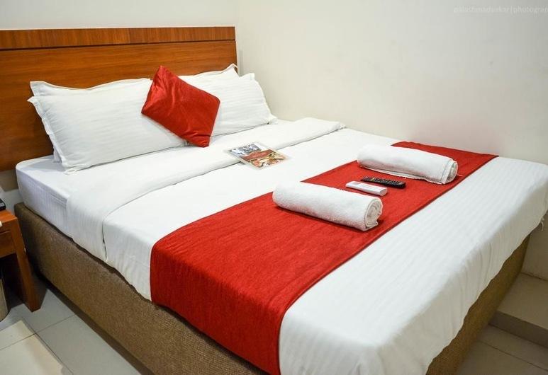 Hotel Ascot Inn, Bombay, Deluxe Oda, Oda