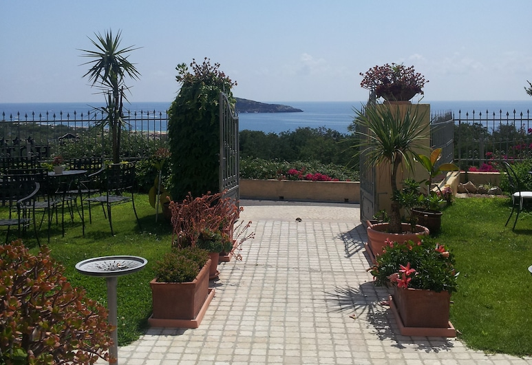 Hotel Villa Cerelis, Diamante, Εξωτερικός χώρος ξενοδοχείου