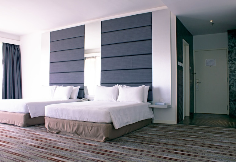 The 5 Elements Hotel, Kuala Lumpur, Metal Suite, Guest Room