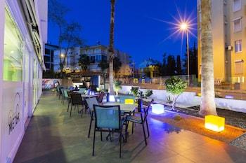 Antalya bölgesindeki Metur Hotel resmi