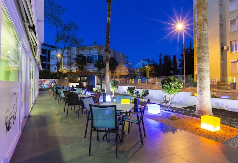 Metur Hotel, Antalya, Garten