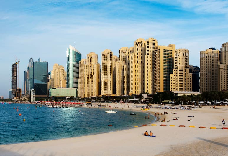 Ramada Hotel and Suites by Wyndham Dubai JBR, Dubajus