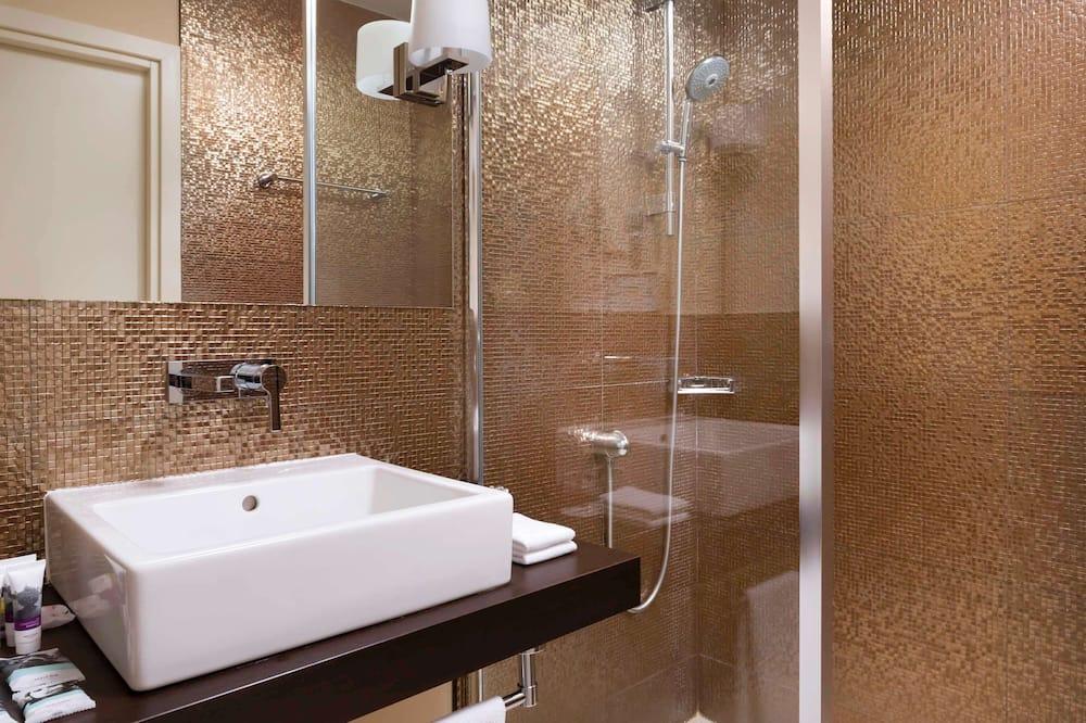 Privilege, Szoba kétszemélyes ággyal, 1 kétszemélyes ágy - Fürdőszoba