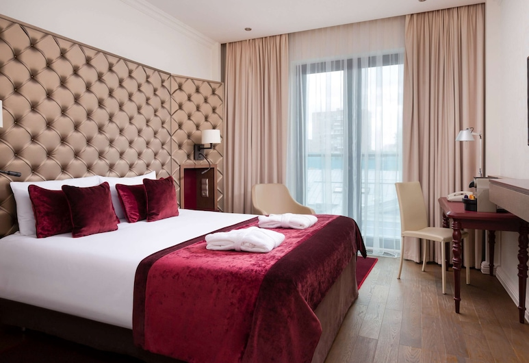 Mercure Moscow Paveletskaya, Moscow, Classic Double Room, 1 Double Bed, Guest Room