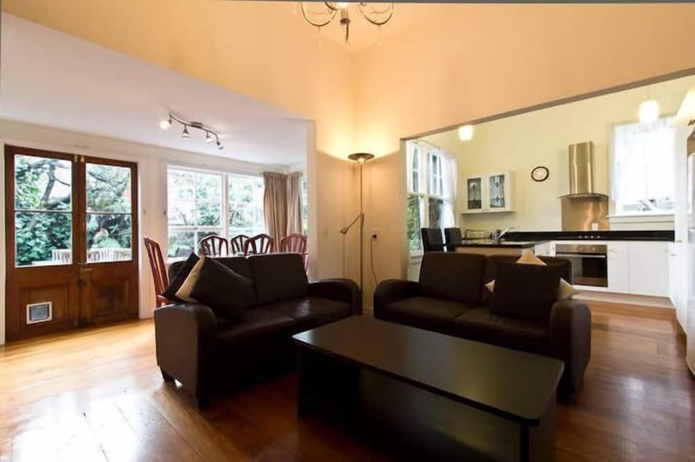 Rekreačná chata, 2 spálne (Brockworth) - Obývacie priestory