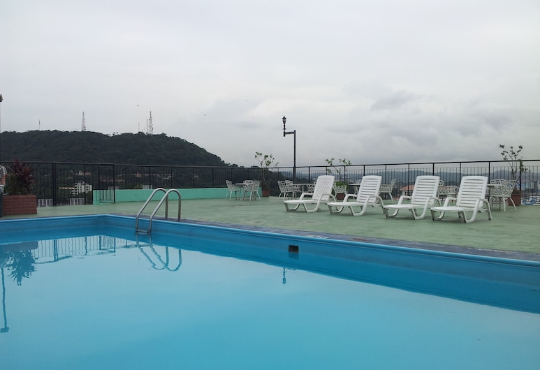 Hotel Caribe, Panama City, Outdoor Pool