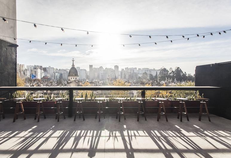 青綠里高里達酒店, 布宜諾斯艾利斯, 陽台