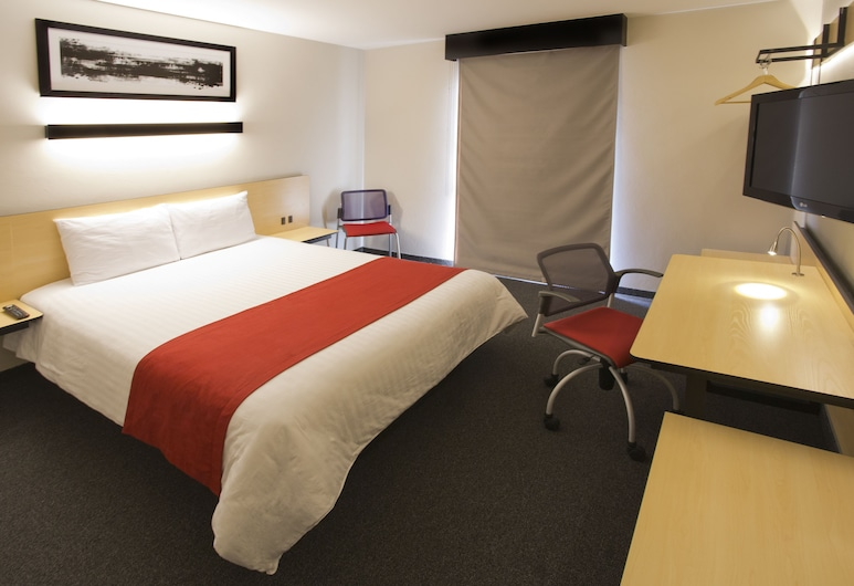 City Express Oaxaca, Oaxaca, Habitación estándar, 1 cama Queen size, Habitación