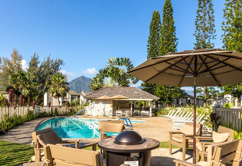 Makai Club Resort, Princeville, Terrace/Patio