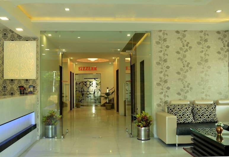 Hotel Karan Vilas, Agra, Predvorje