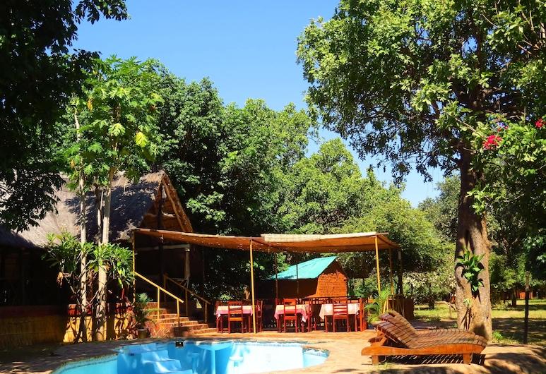 齊科莫野生動物園營地酒店, 南盧安瓜國家公園, 燒烤/野餐區