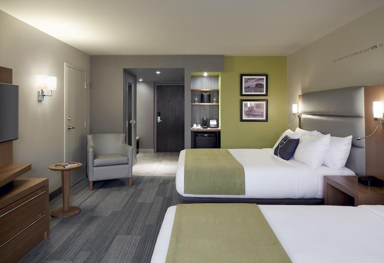 أوتل ريف جوش, بيلويل, غرفة - سريران كبيران (Refuge Urbain), غرفة نزلاء