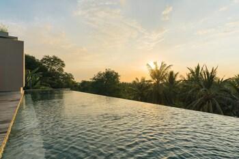 Senggigi bölgesindeki Svarga Resort Lombok resmi