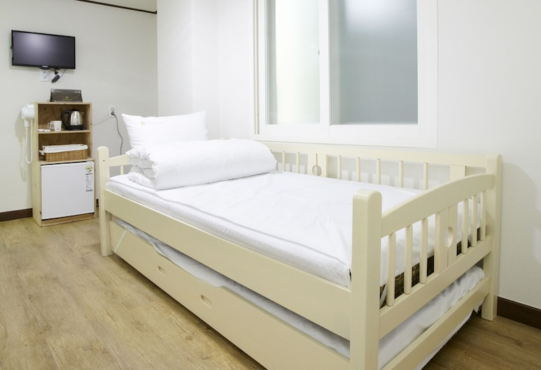 新村風格旅館, 首爾, 雙人房, 2 張單人床, 客房