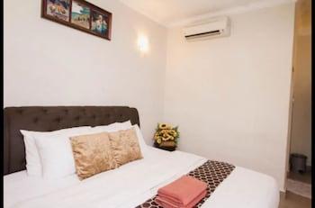 Langkawi bölgesindeki Cenang Memories Motel resmi