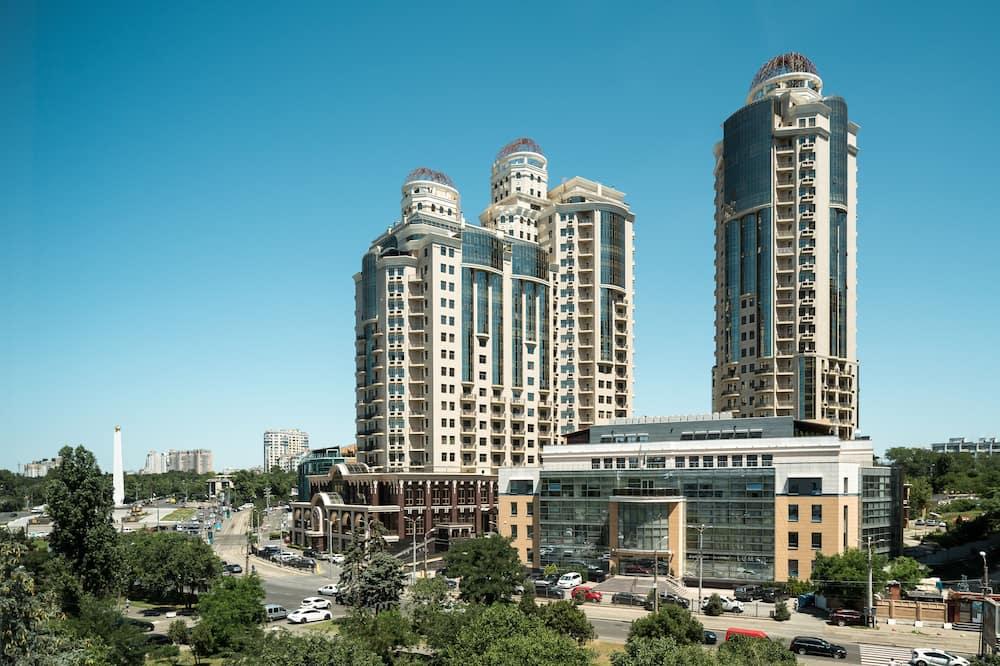 Apartament typu Junior Suite - Z widokiem na miasto