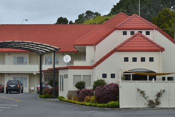 Foto van Brougham Heights Motel in New Plymouth