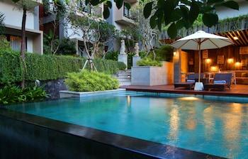 A(z) Pandawa All Suite Hotel hotel fényképe itt: Kerobokan