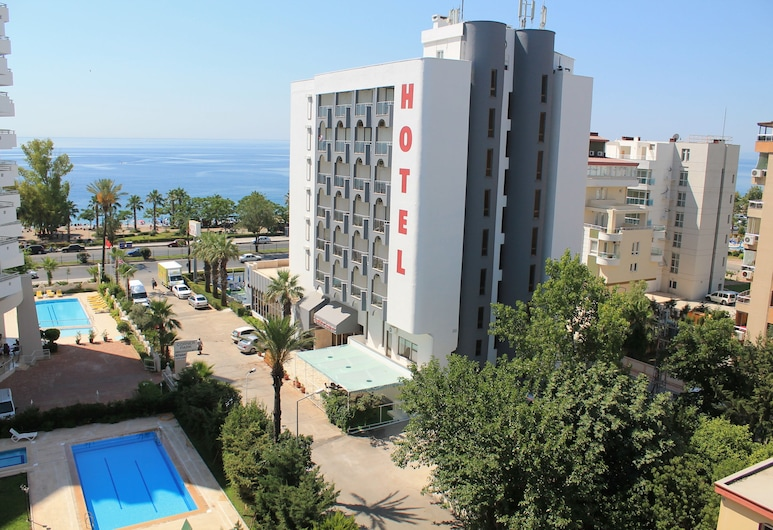 Olbia Hotel, Konyaaltı, Hotelfassade