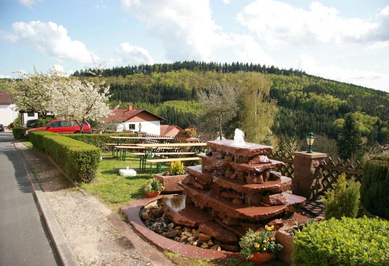 Hotel Zum Weissen Lamm, Rothenberg, Aed