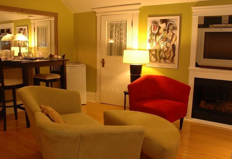 Leaside Manor by The Leaside Group, St. John's, Pokój Deluxe, 1 sypialnia, Powierzchnia mieszkalna