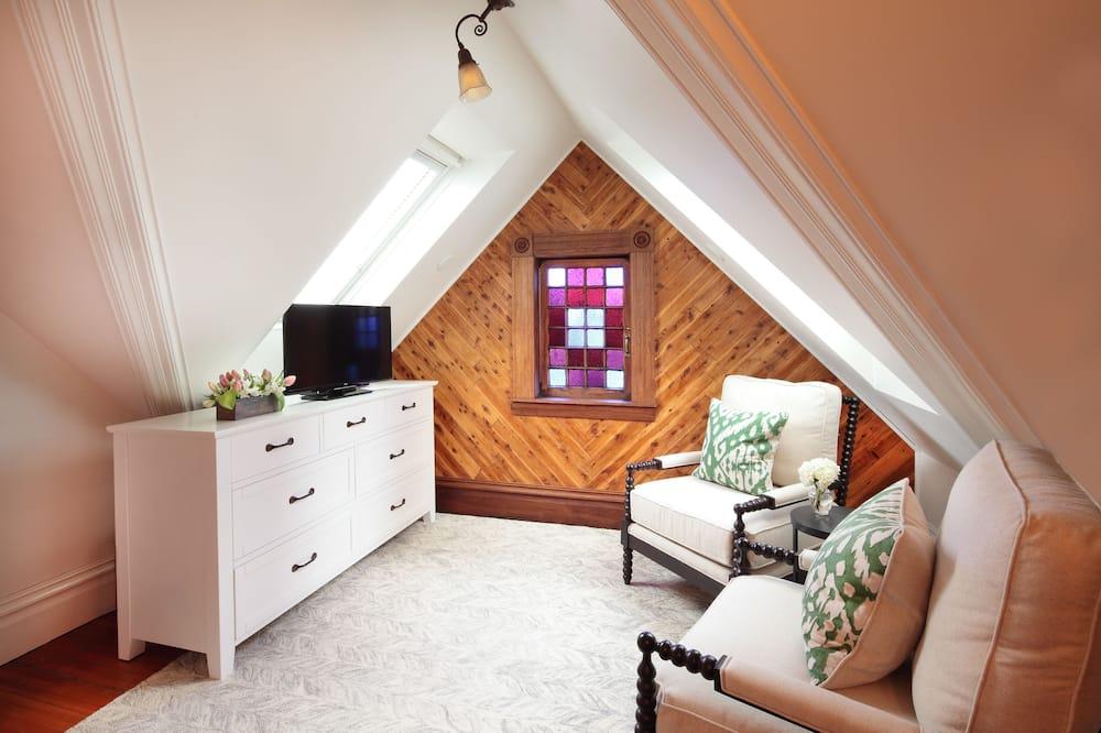 King Room - Oturma Alanı