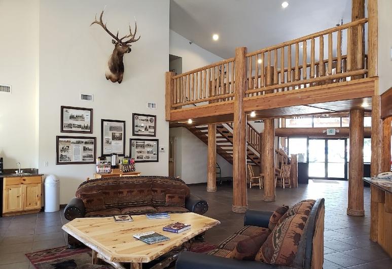 Cody Legacy Inn & Suites, Cody, Lobby