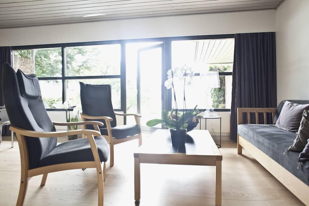 Pagerinto tipo apartamentai - Svečių kambarys