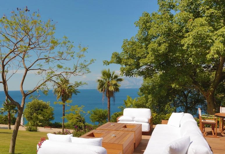 Akra V Hotel, Antalya, Garten