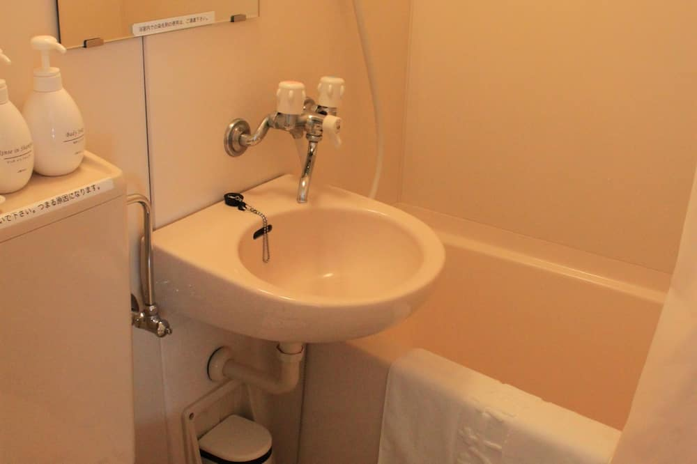 Habitación doble, no fumadores - Ducha en el baño
