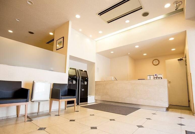 Swanky Hotel Otomo, Sapporo, Lobby