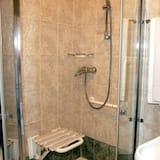 트리플룸, 별관 - 욕실 샤워