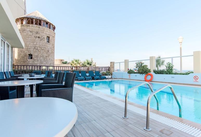 Hotel Riviera, Rhodes, Outdoor Pool