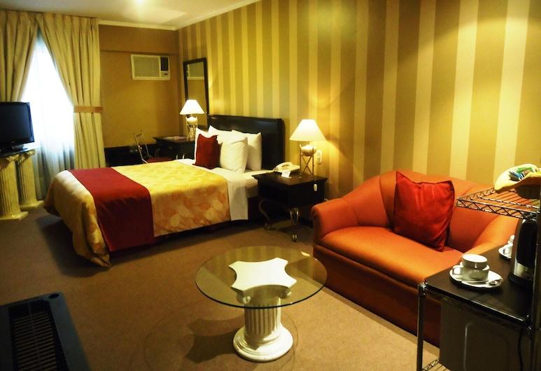 Leon de Oro Inn & Suites, Lima, aukštesnės verslo klasės kambarys, Svečių kambarys