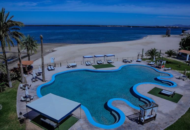 La Posada Hotel & Beach Club, La Paz, Master Suite, Living Area