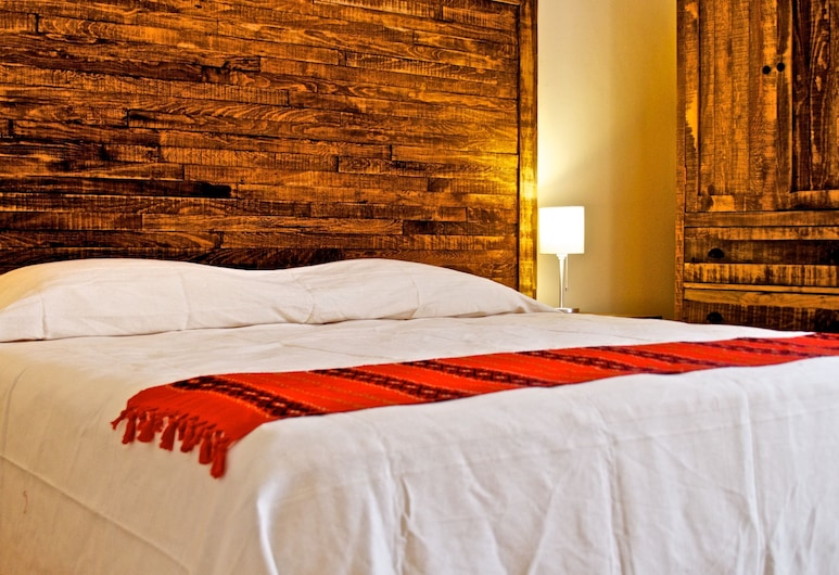 LA FE Hotel and Arts, Guadalajara, Superior kahetuba, 1 ülilai voodi, Tuba
