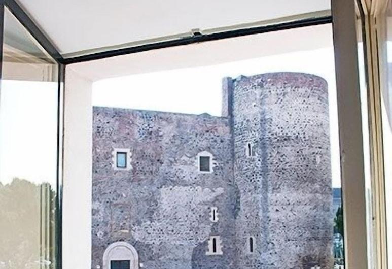 City-in-hostel-B&B, Catania, Vista dalla camera