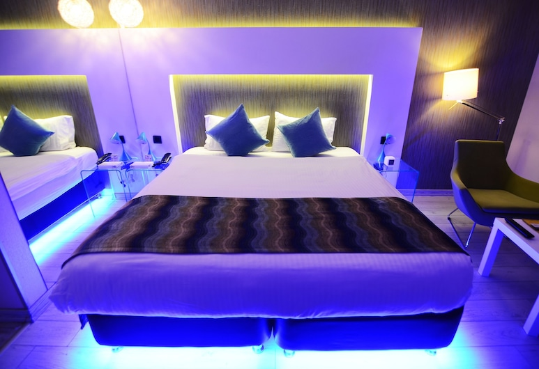 Tempo Hotel 4Levent Istanbul, İstanbul, Superior Oda, Oda