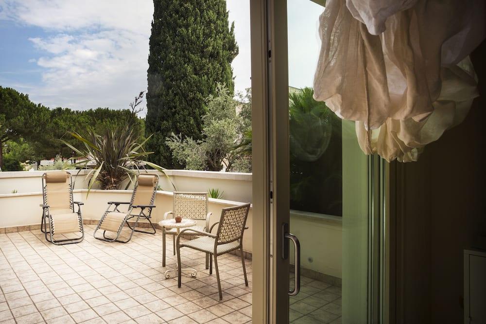 Junior Studio Suite - Pemandangan Balkoni
