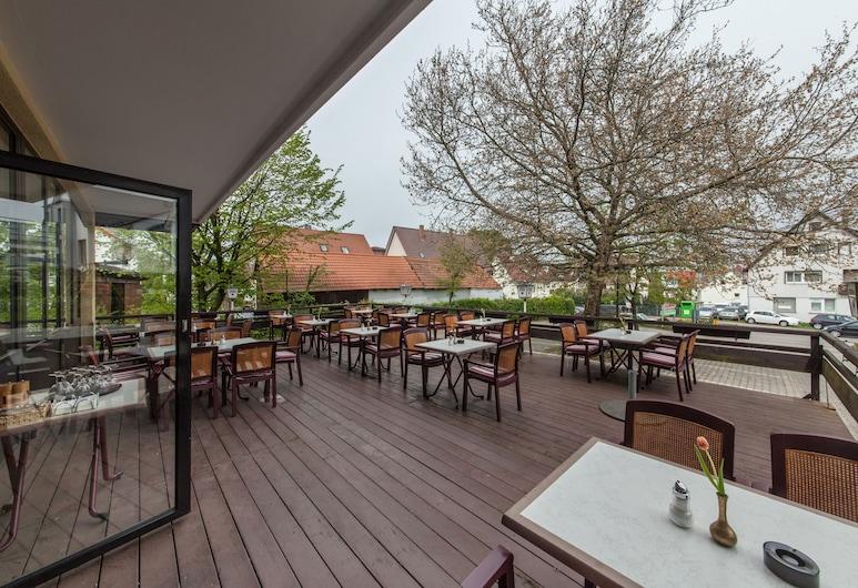 Novum Hotel Strohgäu, Korntal-Munchigan, Terrace/Patio